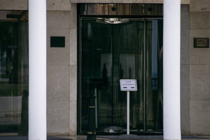 Radisson Entrance