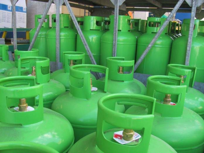 Liquigas-Green-Cylinders