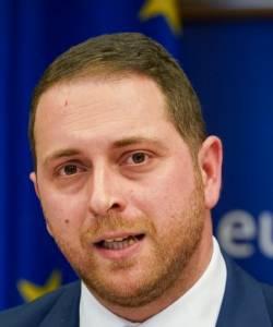 Dr Alex Agius Saliba