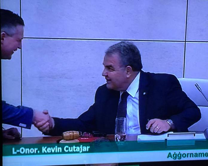 konrad-mizzi-parlament
