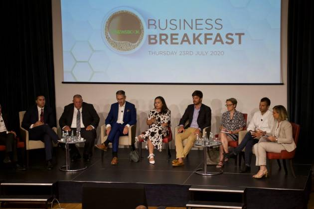 Newsbook Business Breakfast