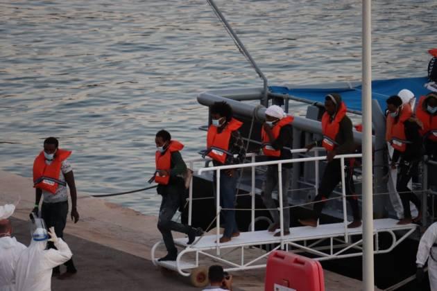 Wasla Immigranti l-Isla