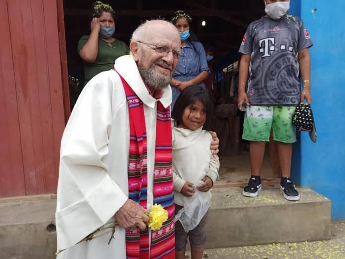 Frailes Carmelitas Bolivia