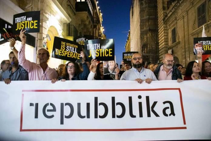 Repubblika Protesta