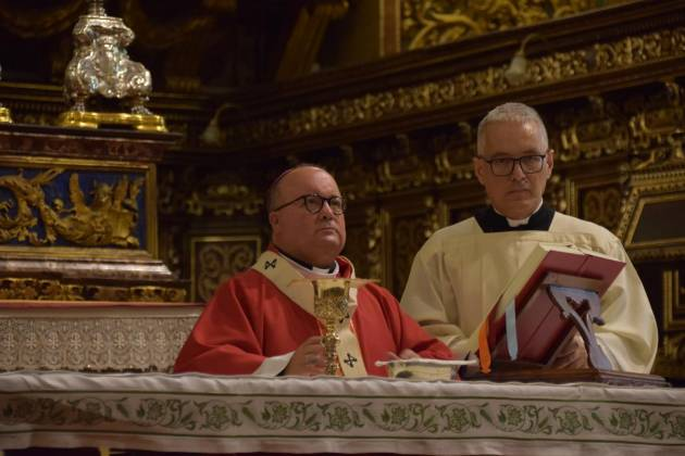 Mass on the opening of the Forensic Year