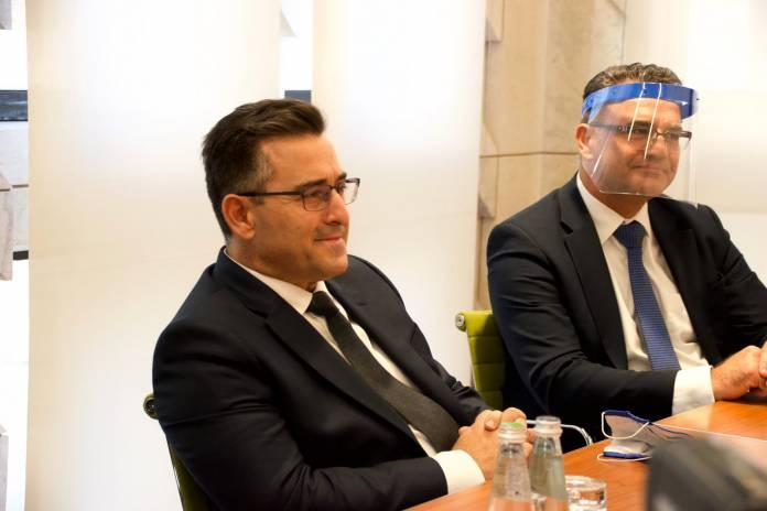 Bernard Grech Parlament ġurament tal-ħatra