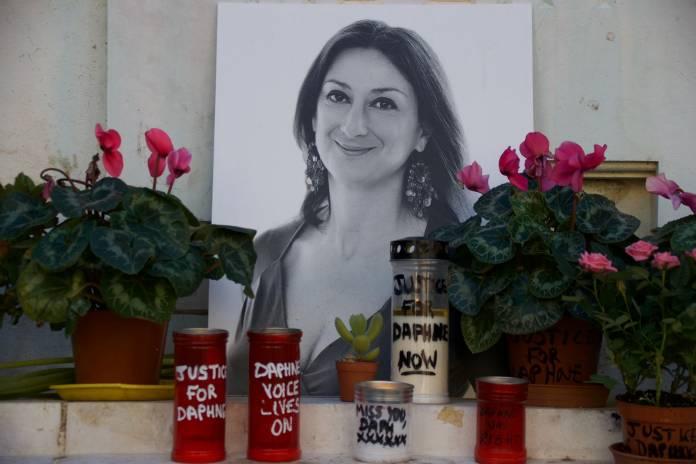 Daphne Caruana Galizia memorial