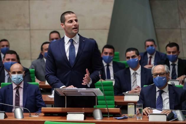 Robert Abela Parliament