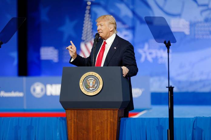 President_of_the_United_States_Donald_J._Trump_at_CPAC_2017_February_24th_2017_by_Michael_Vadon_05
