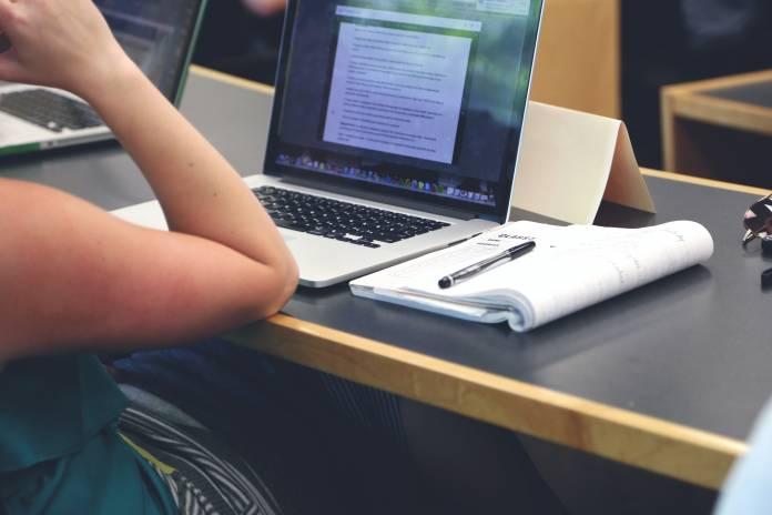 virtual online class