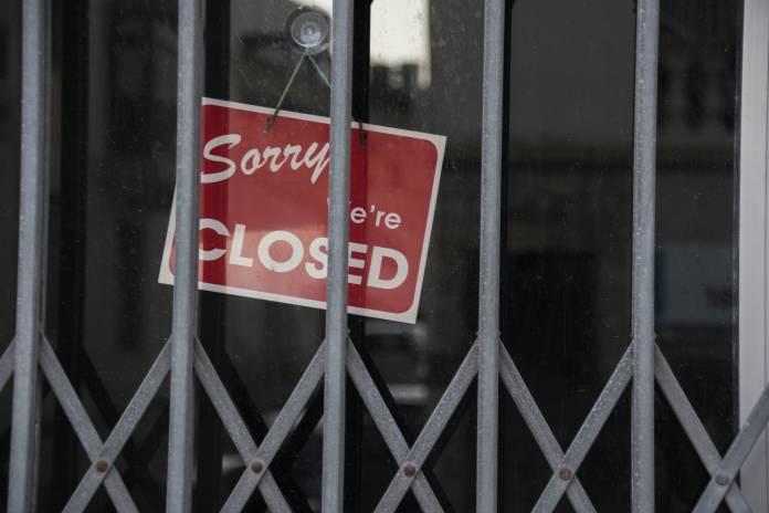 closed-shop-coronavirus