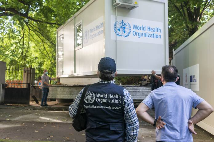 Covid-19 Response by World Health Organisation (WHO) in Serbia