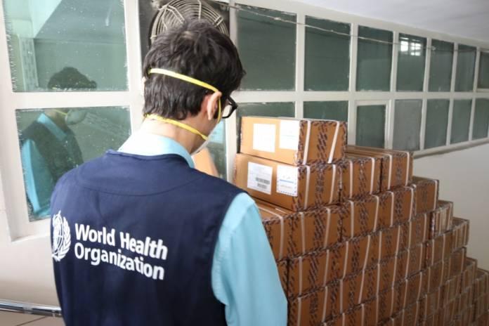 Health workers, community response, Iran, medical supplies, medicines