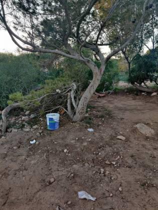 skart ħmieġ Aħrax tal-Mellieħa