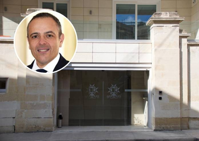 Keith Schembri Economic Crimes interrogation