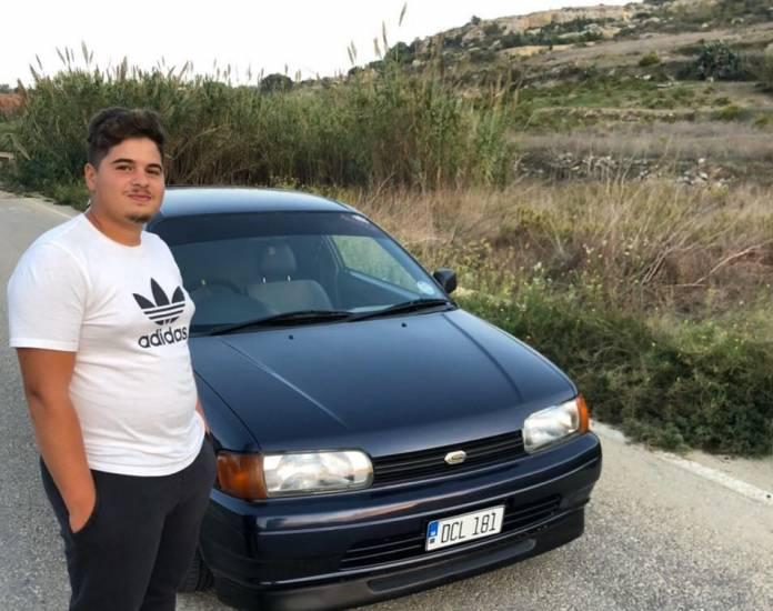 Alan Galea inċident fatali Mġarr