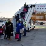 Repatriation of illegal migrantsMeeting point: Samsung Shop, MIA