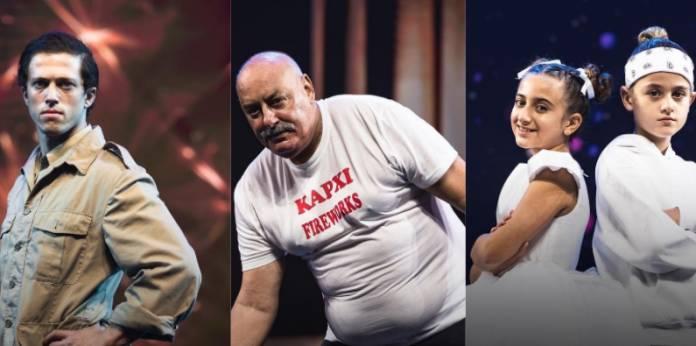Joseph Mangion Malta's Got Talent