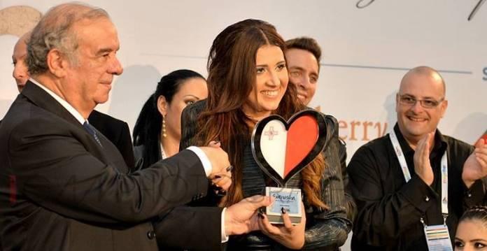Amber malta Eurovision