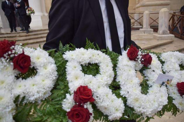 funeral Oliver Friggieri
