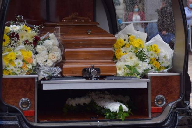 tebut funeral Oliver Friggieri