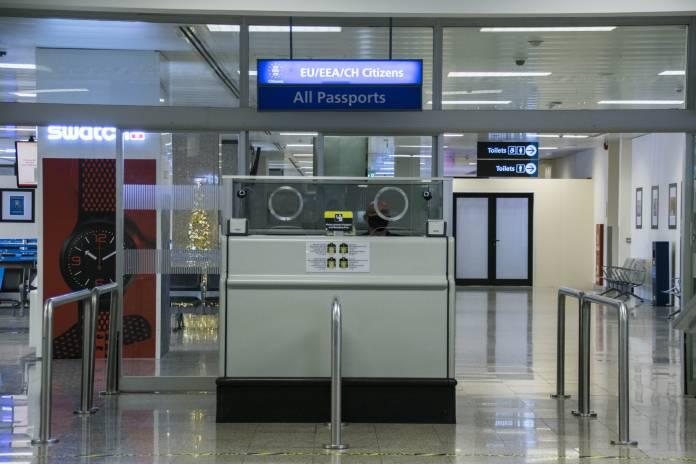 Malta-international-airport-border-security