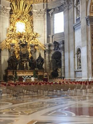Exclusive photos of Cardinal Elect Grech