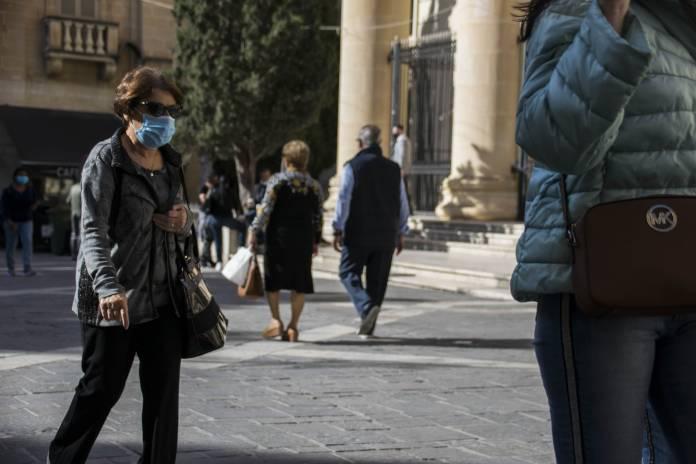 people-wearing-masks-valletta