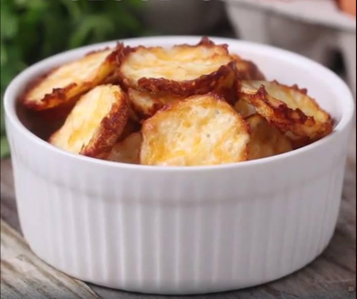 Chips tal-ġobon