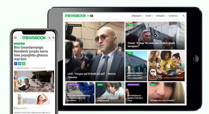 The Newsbook App