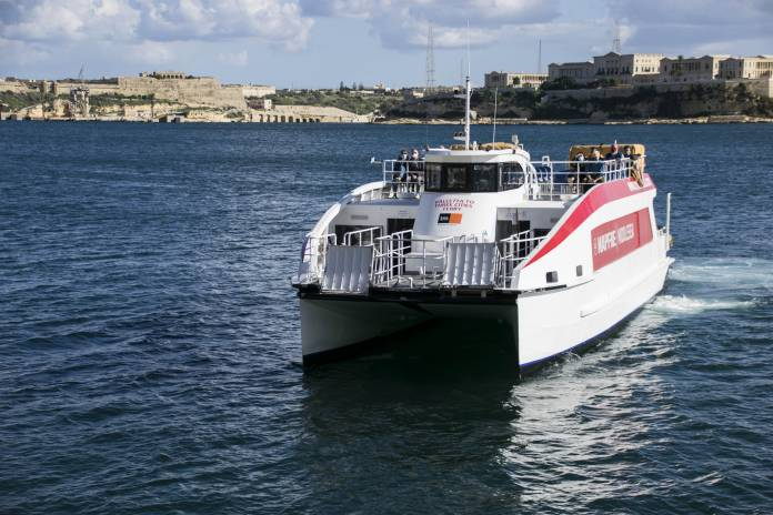 Fast ferry between Malta and Gozo to operate by June - Newsbook