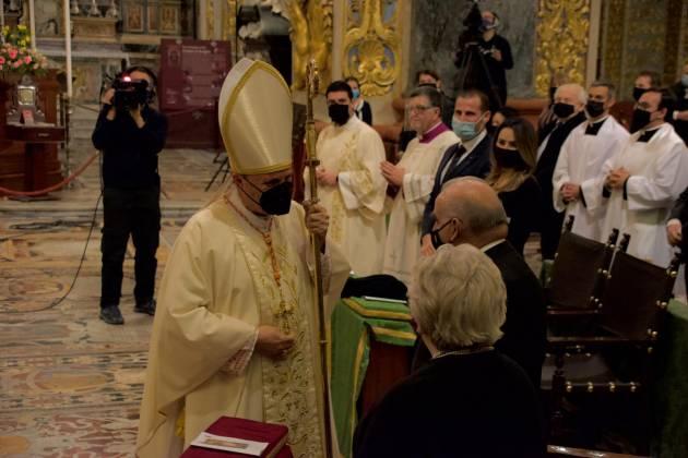 Kardinal Mario Grech President