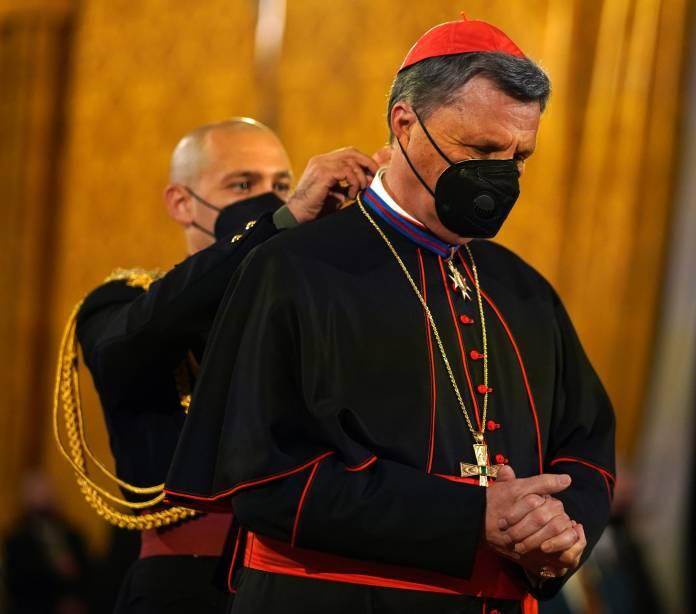 Kardinal Mario Grech Ġieħ ir-Repubblika