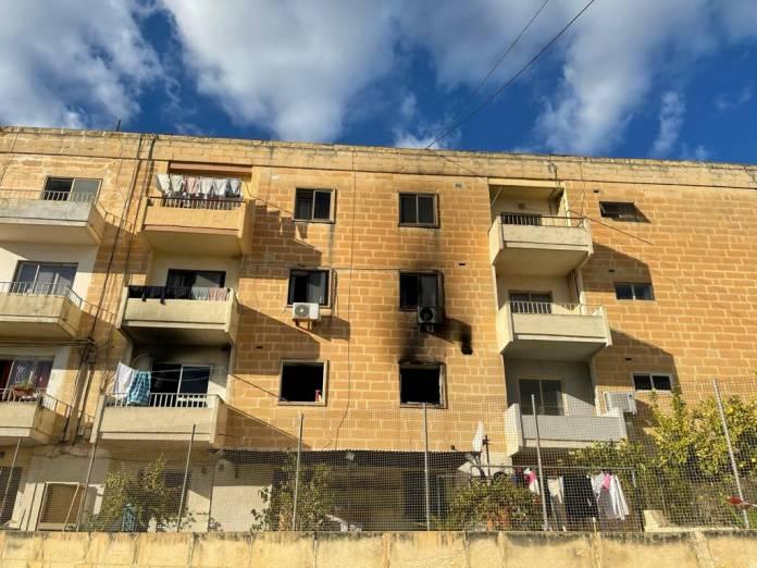 appartamenti Ħamrun nirien