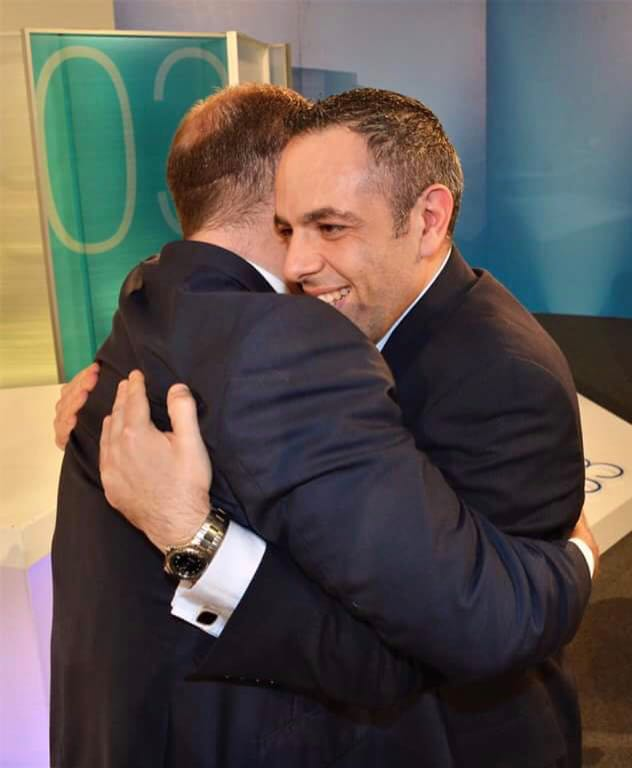 keith schembri and joseph muscat