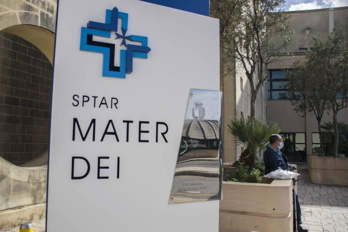 Mater-Dei-Hospital
