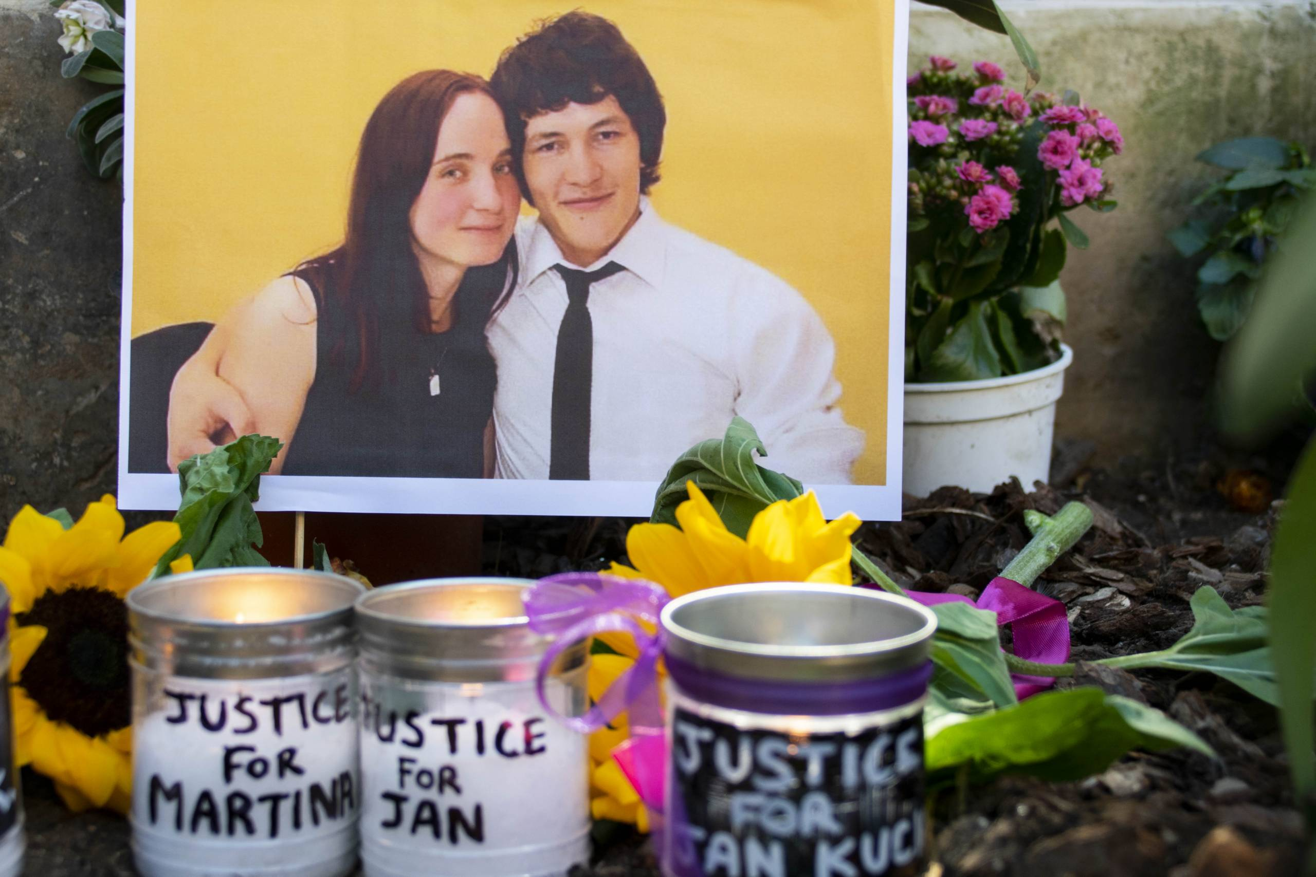 Jan-Kuciak-and-Martina-anniversary-since-assassination