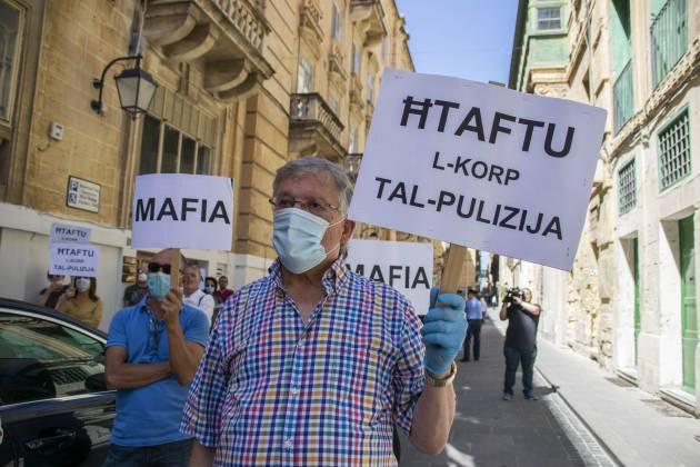 Repubblika-protest