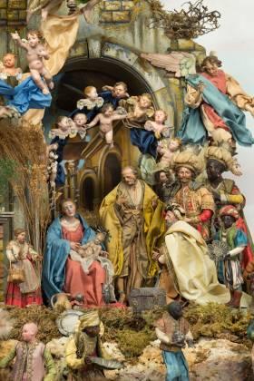 Archbishop Scicluna's figurine features in Neapolitan-styled Mdina crib