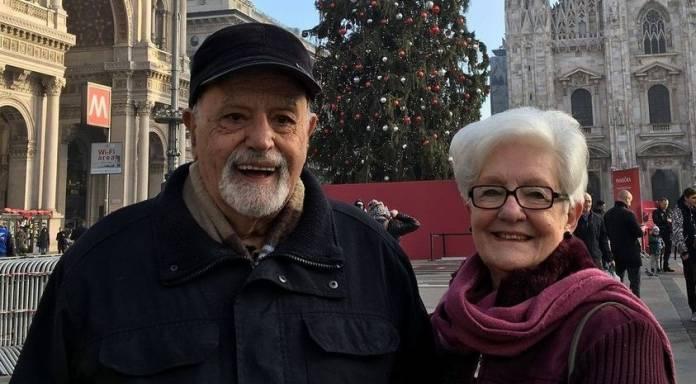 Victor Grech & Mary Grech