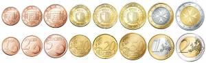 Eurocoins-Malta