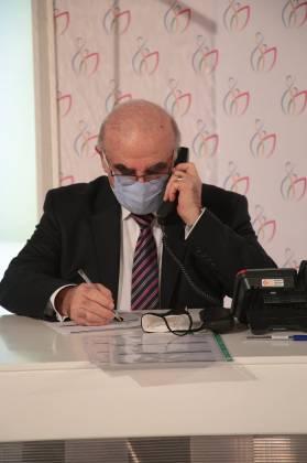 DTP 2021 President George Vella