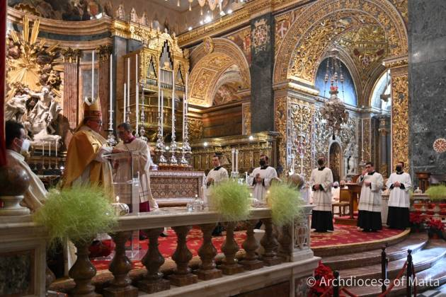 epiphany mass archbishop scicluna 2021