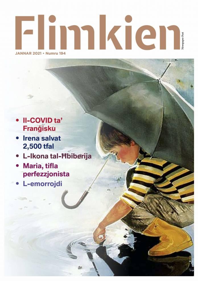 Flimkien Jannar 2021 Cover