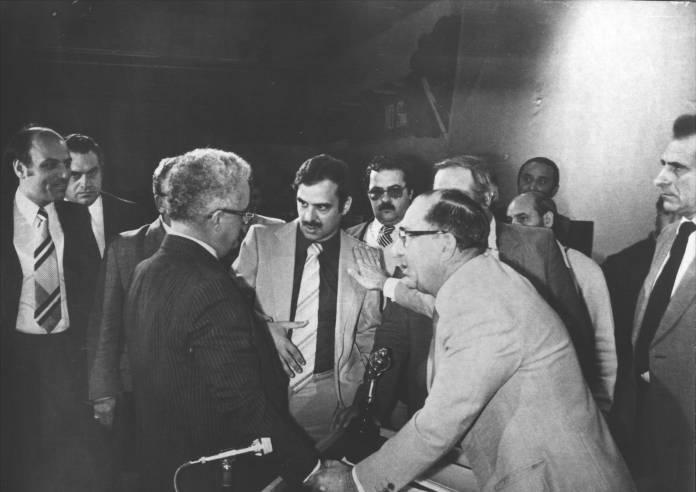 Dibattitu Politiku Eddie Fenech Adami Mintoff