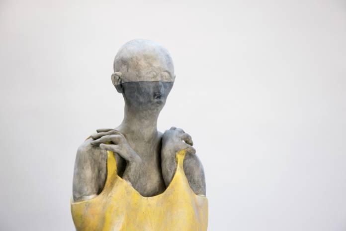 Detail from The Timid Hubris - Paul Scerri