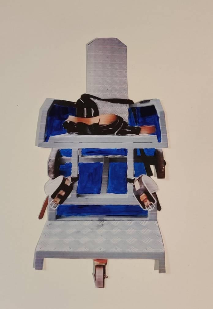 Restraint chair Ħabs kordin