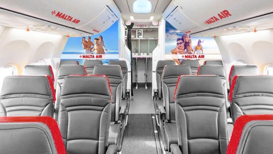 First Malta Air Boeing 737 MAX being assembled - Newsbook