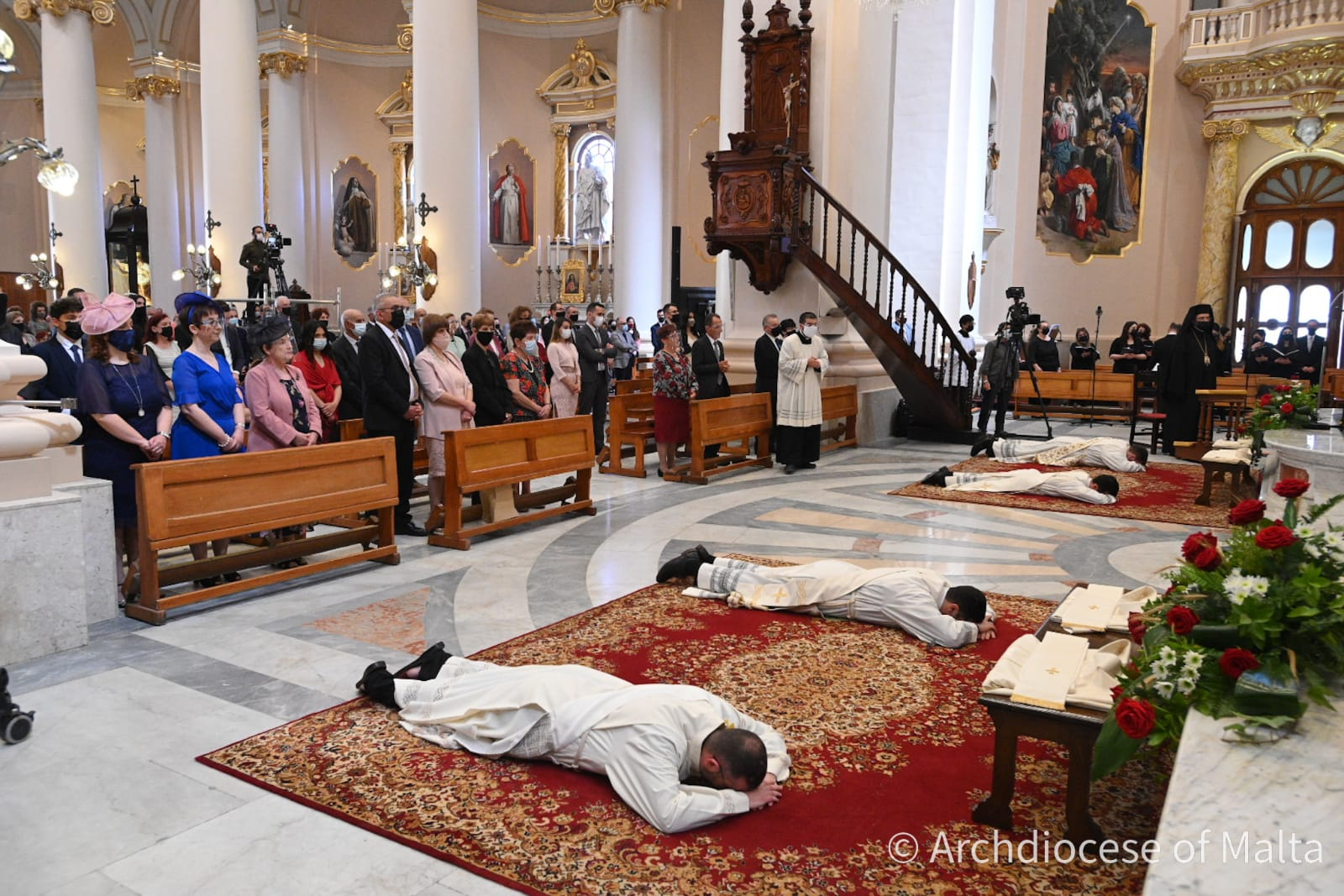 You're called to heal our people spiritually, Archbishop tells priests on their ordination