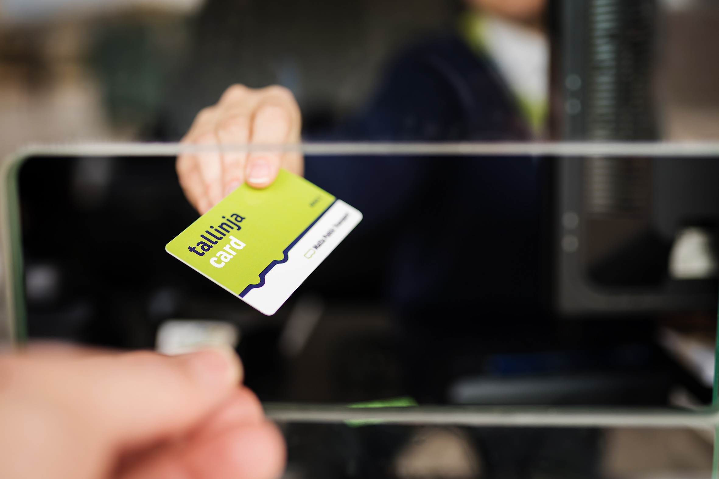 Register for your new Tallinja Card and get €10 free credit - Newsbook